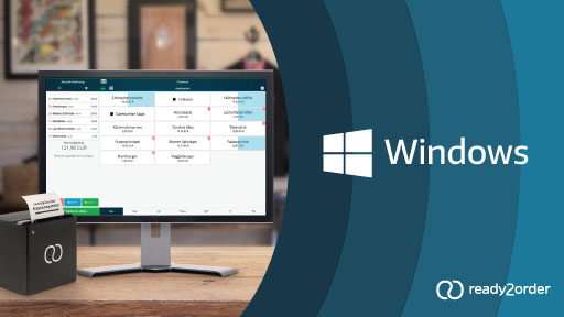 Downloads: POS for Windows, Mac, iOS & Android | ready2order