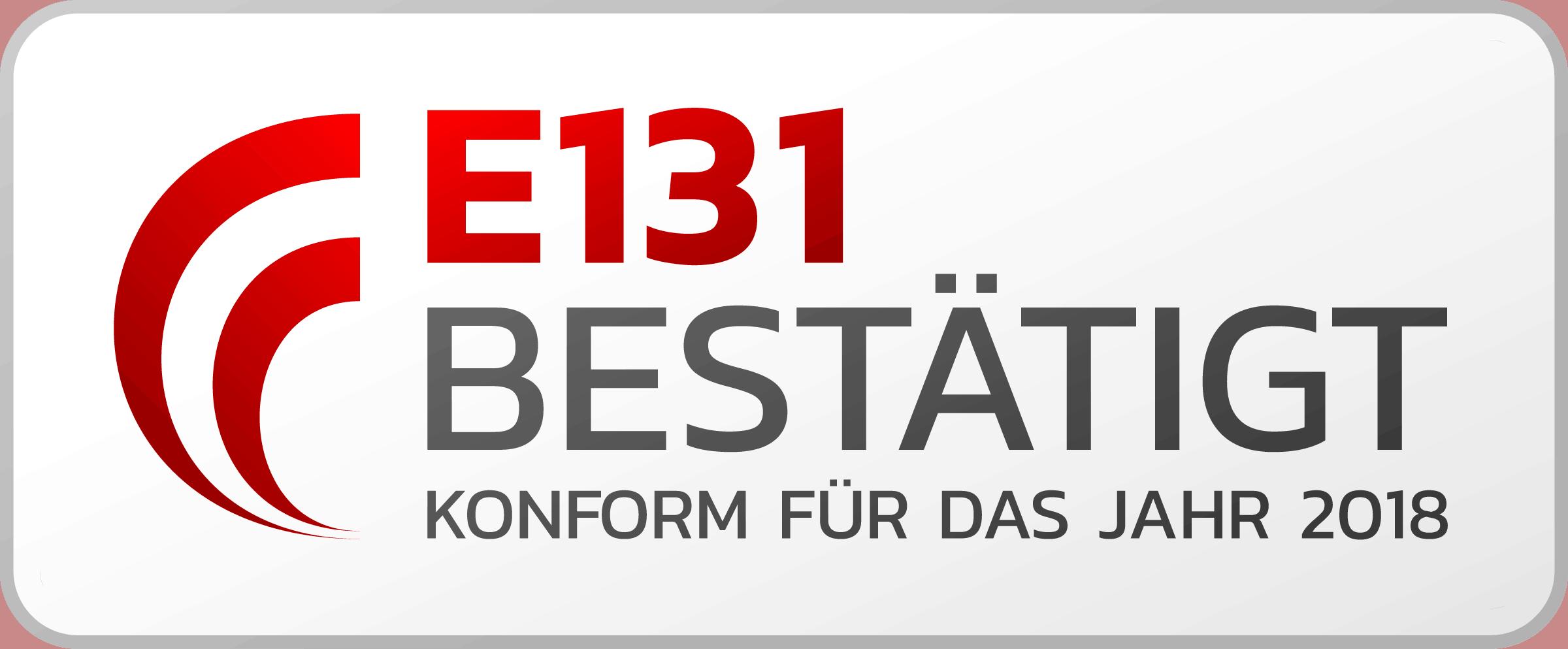 E131-Konformität