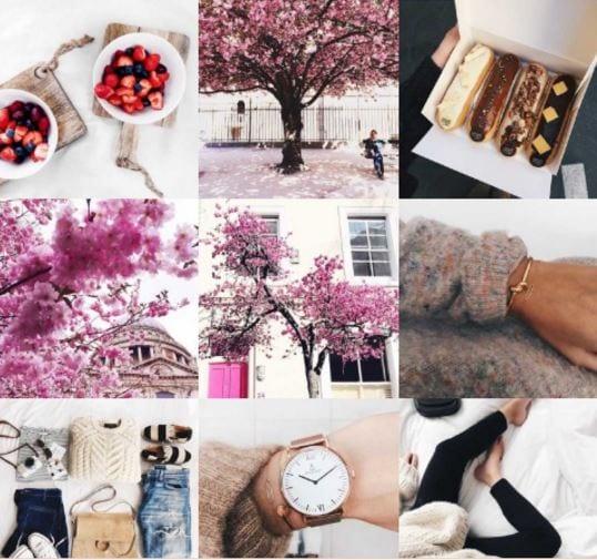 Eigenen Instagram Stil für Frauen finden