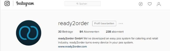 Instagram Erste Schritte
