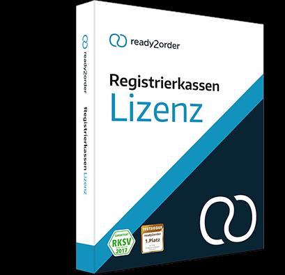 Registrierkasse und Kassensystem Lizenz