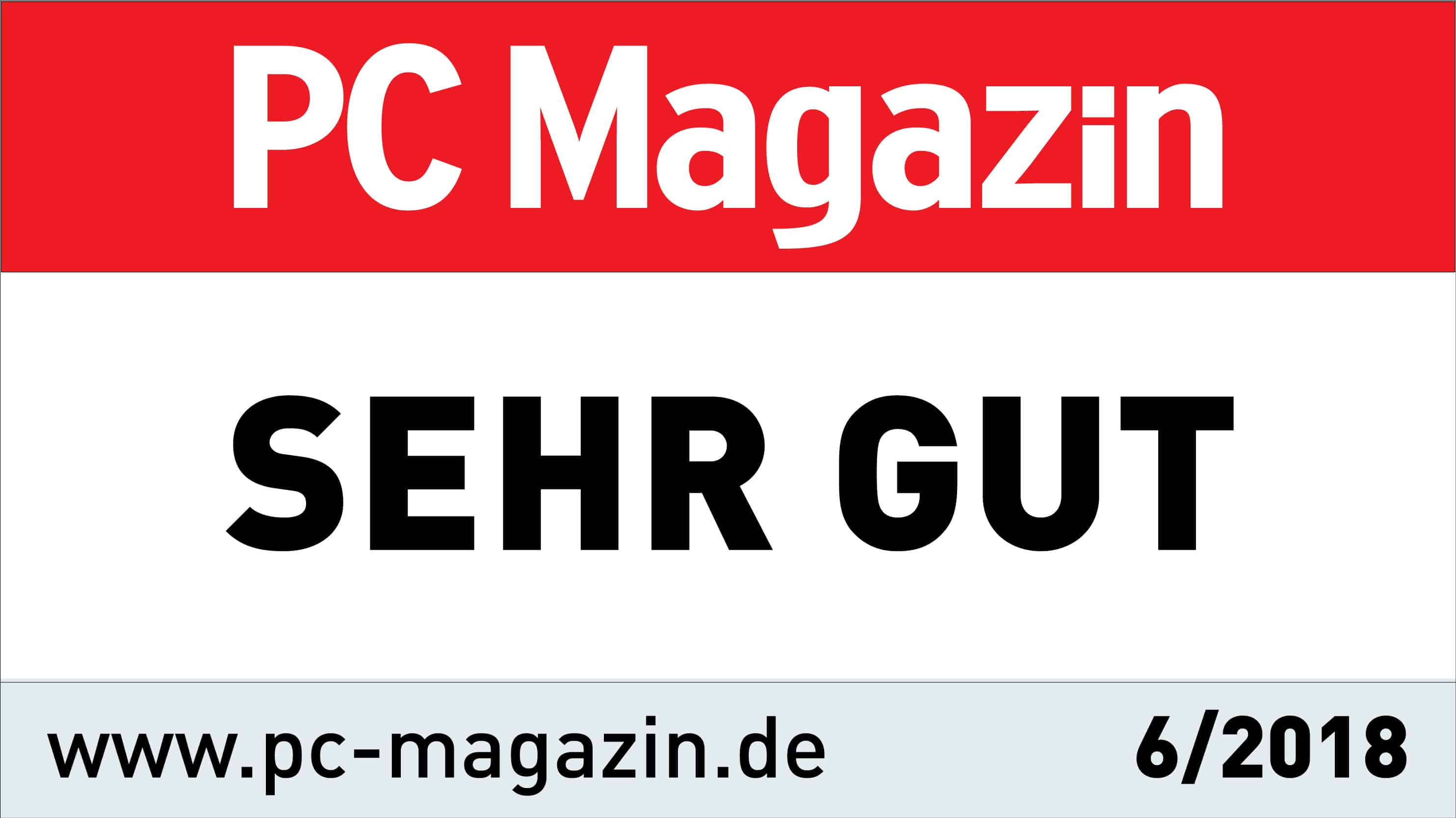 PC-Magazin-Note-Sehr-Gut