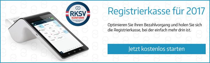 Registrierkasse 2017