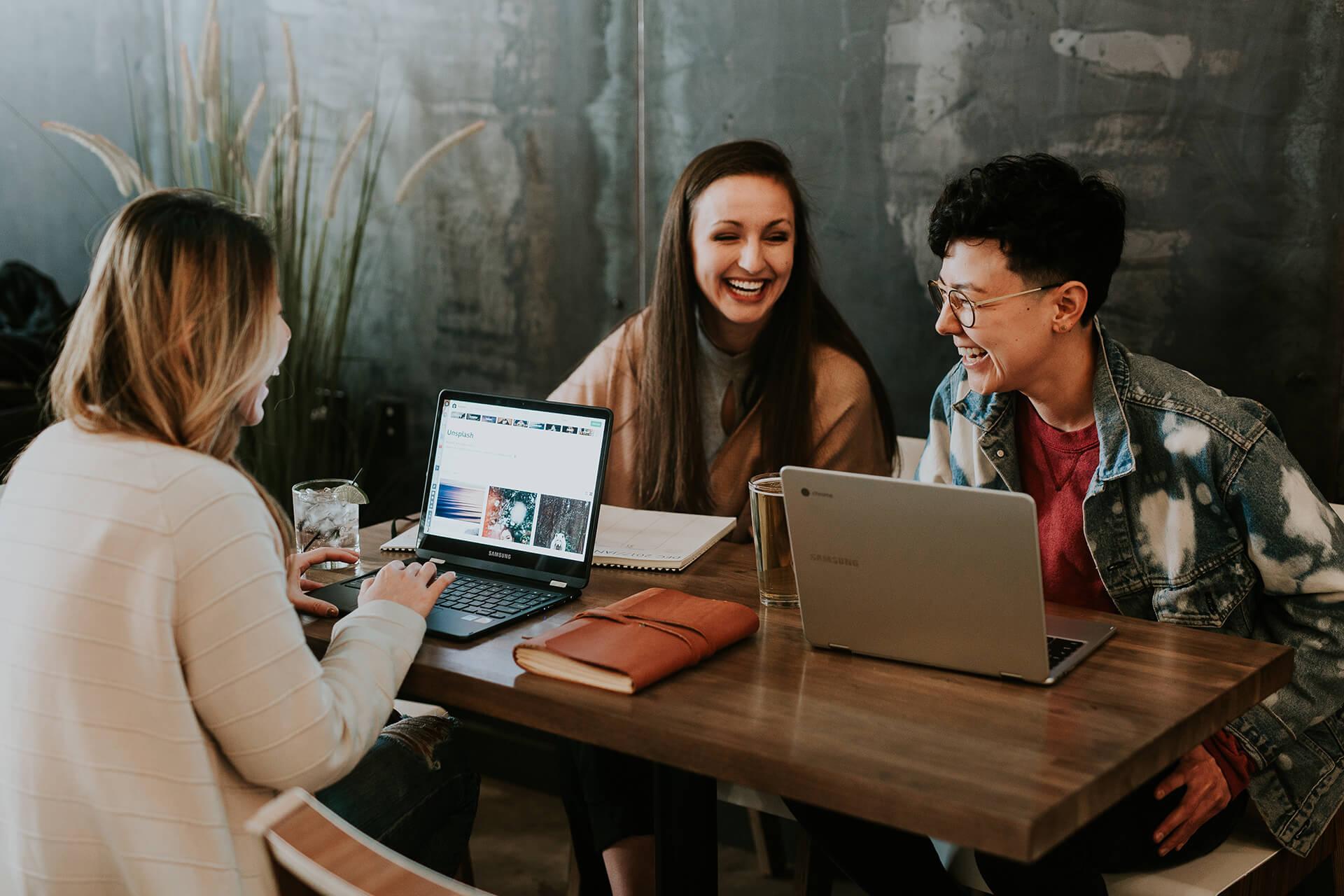 Teamwork und gemeinsames Lernen
