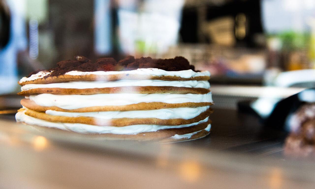 Noomi Café Deli - Hausgemachtes steht an erster Stelle