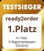 raedy2order testsieger registrierkassen