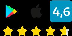 Anroid und iOS Bewertung ready2order