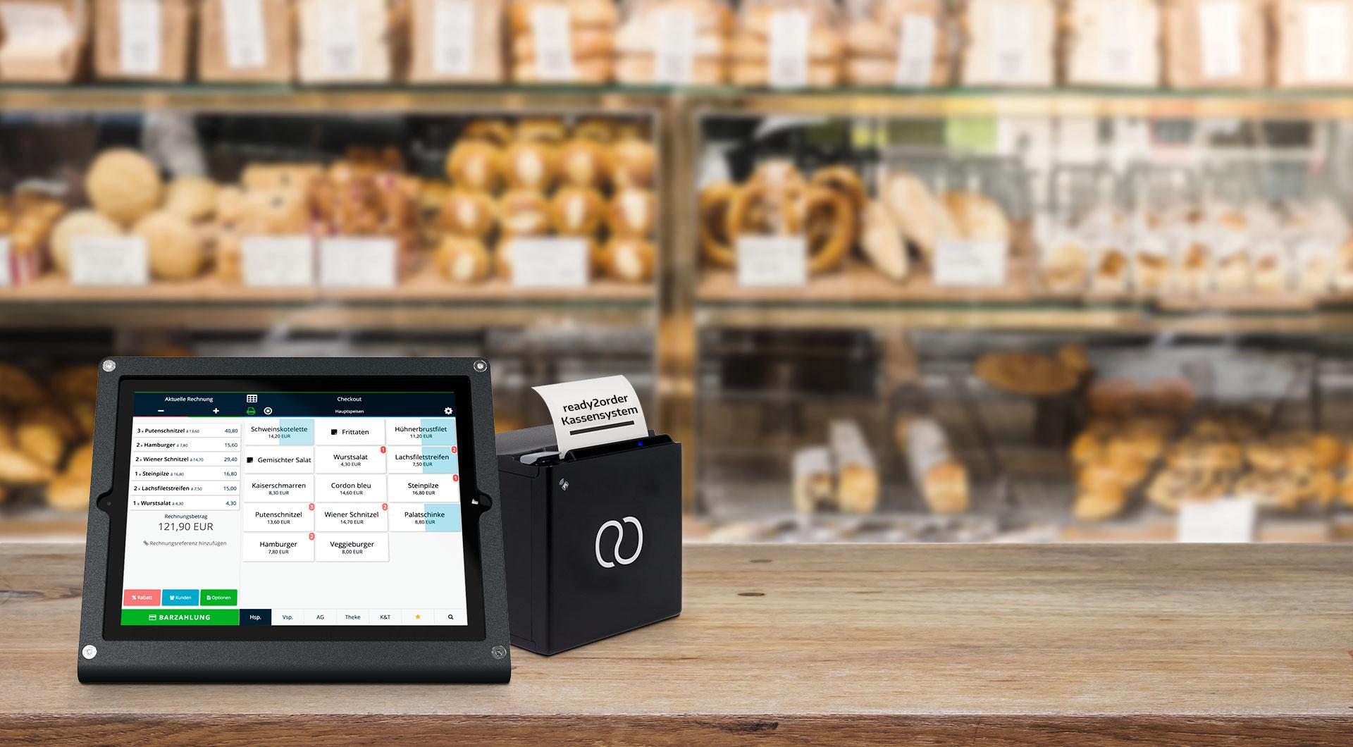 Bäckerei Kassensysteme