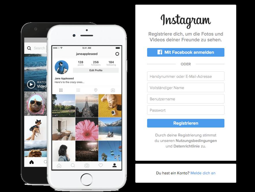Instagram Erste Schritte einfach erklärt