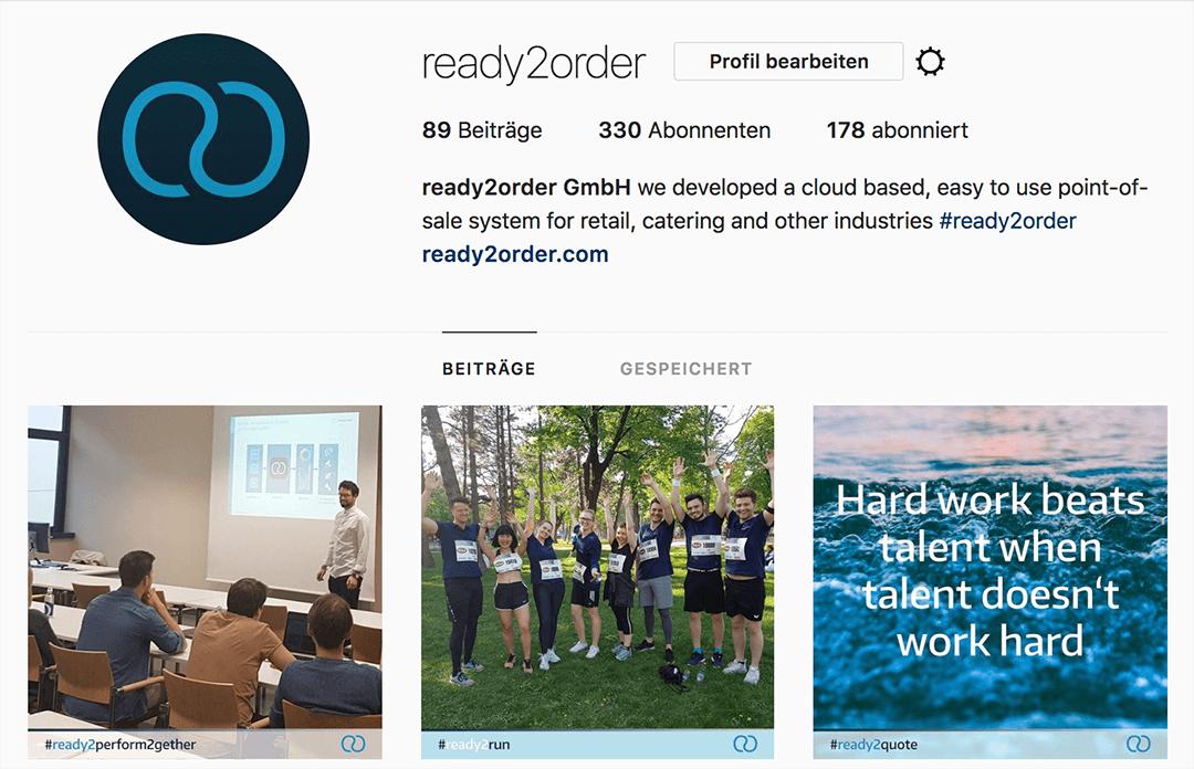 Instagram-ready2order