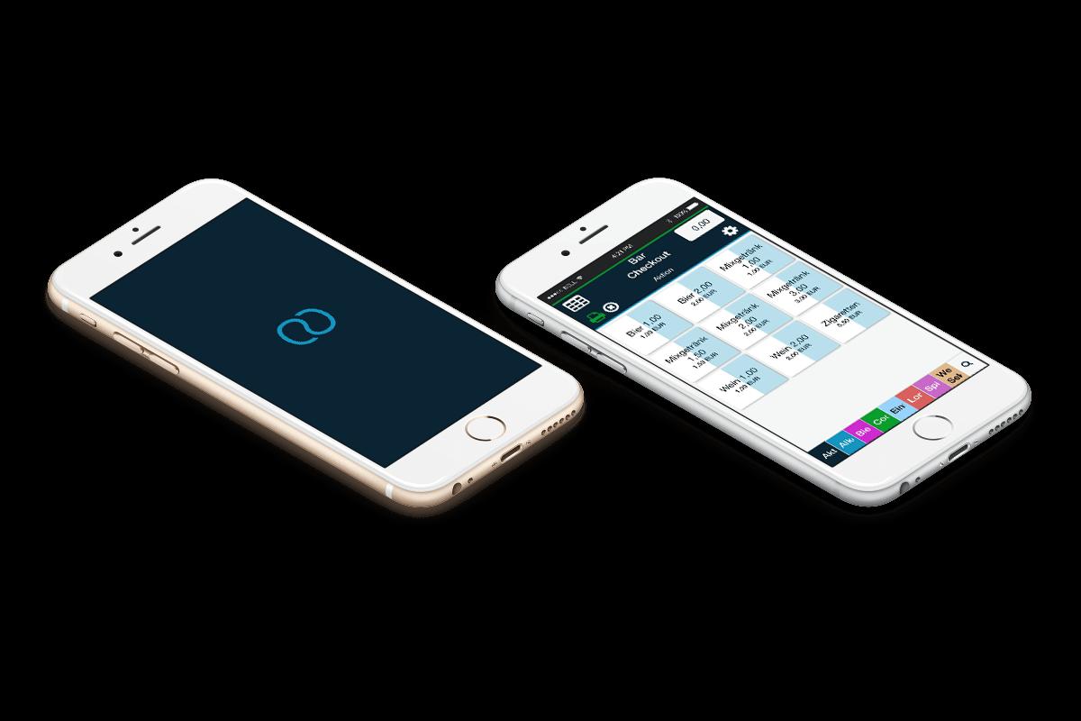 Kassensystem Iphone6