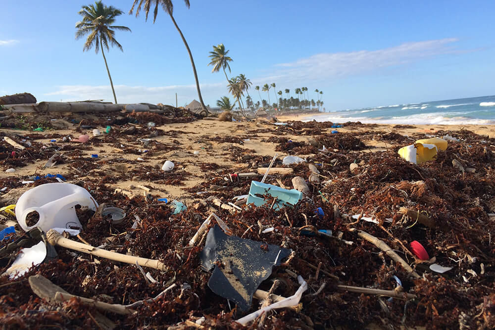 Verschmutzung der Meere verhindern