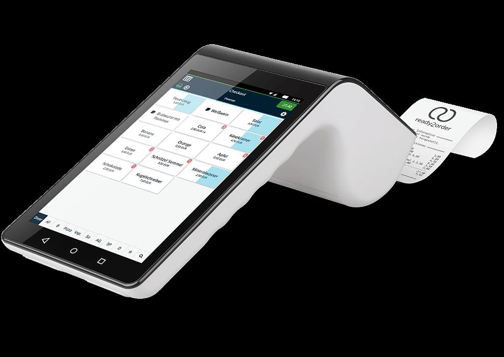 Mobile Kassensysteme für unterwegs