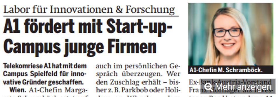 Österreich Pressebeitrag