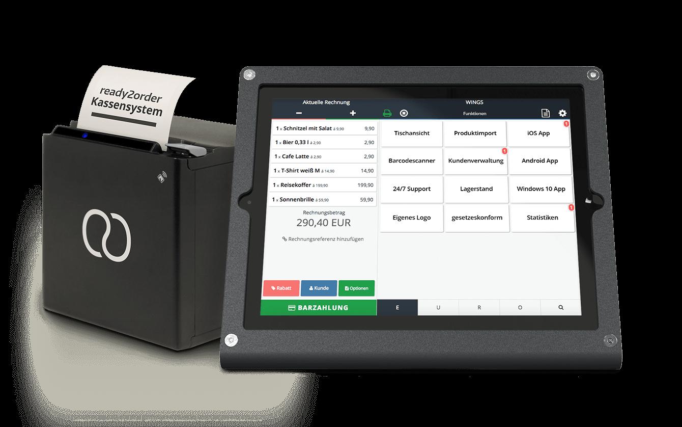 Testsieger Kassensystem für Masseure