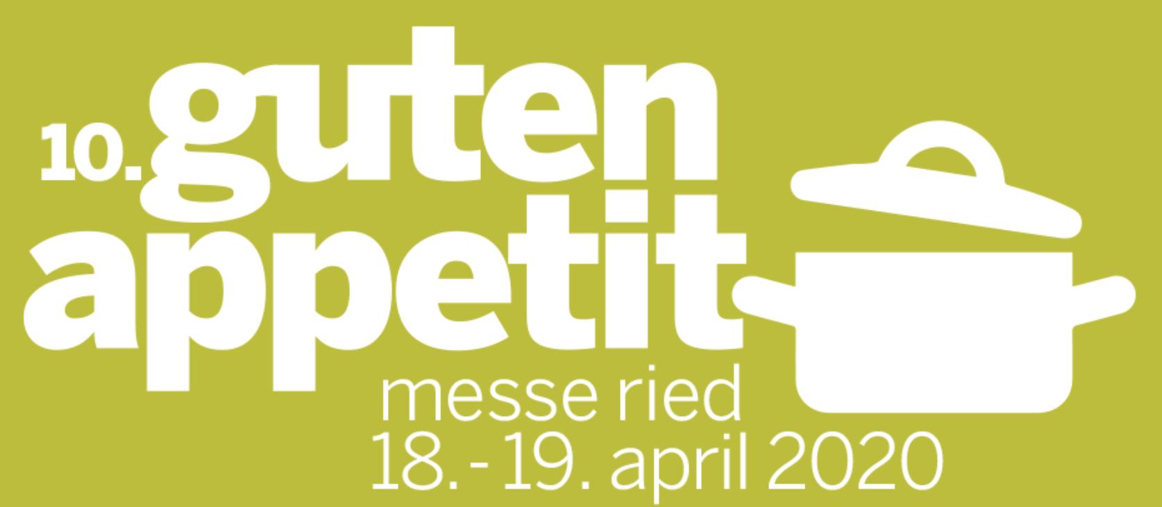 Guten Appetit Messe Logo 2020