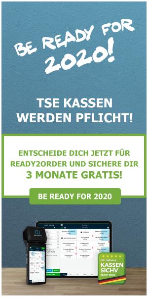 Ab 2020 - TSE wird Pflicht. 3 Monate gratis!